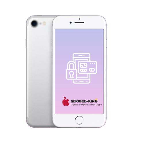 iPhone 7 - Разблокировка