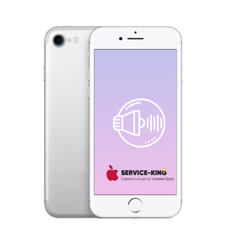 iPhone 7 - Замена полифонического (нижнего) динамика
