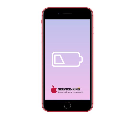 iPhone 8 plus - Замена аккумулятора