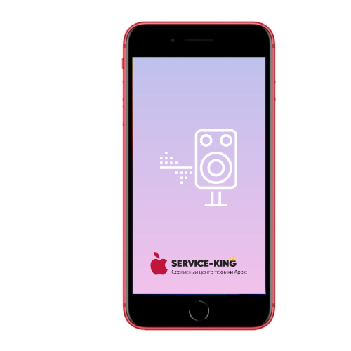 iPhone 8 - Замена динамика