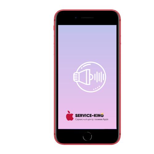 iPhone 8 - Замена полифонического (нижнего) динамика