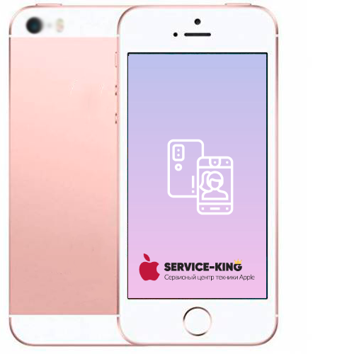 iPhone SE - Замена фронтальной камеры