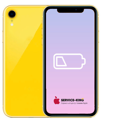 iPhone XR - Замена аккумулятора