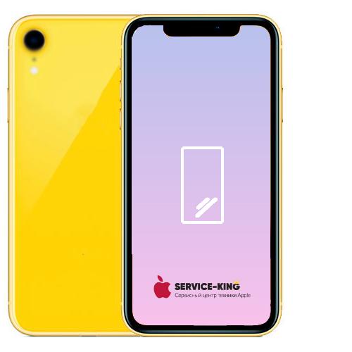 iPhone XR - Замена стекла на задней панели