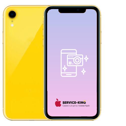 iPhone XR - Замена задней камеры