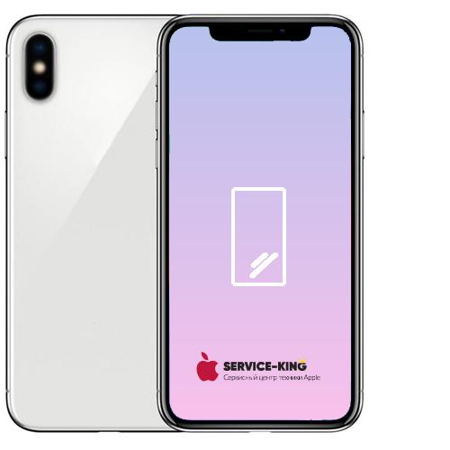 iPhone XS - Замена стекла на задней панели