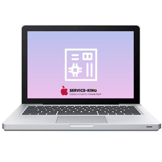 MacBook A1342/A1181 - Замена материнской платы
