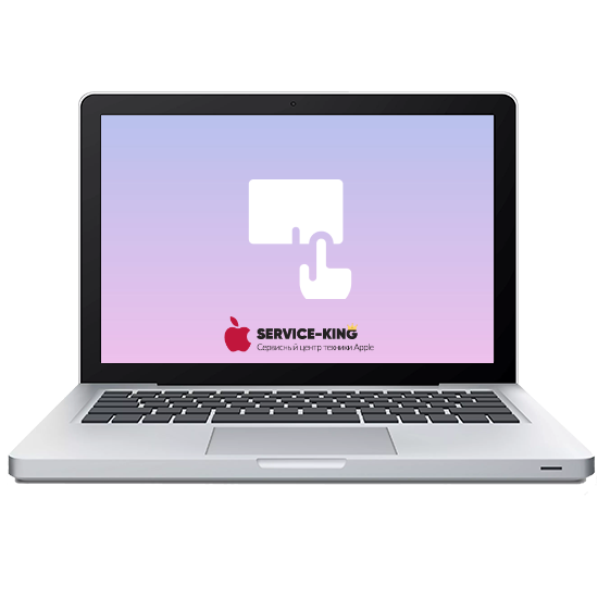 MacBook A1342/A1181 - Замена touchpad