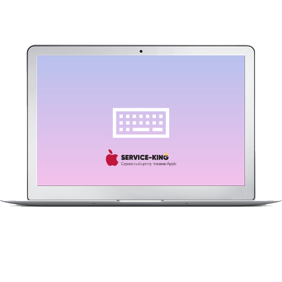 MacBook Air 11 - Замена и ремонт клавиатуры
