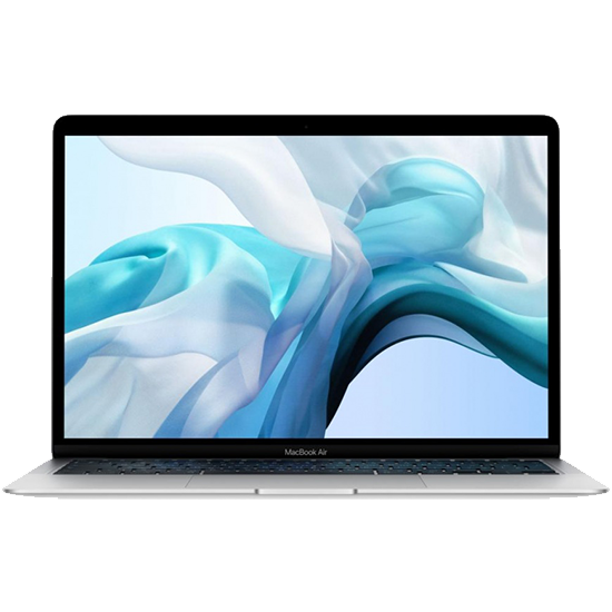 MacBook Air 13 Синий экран