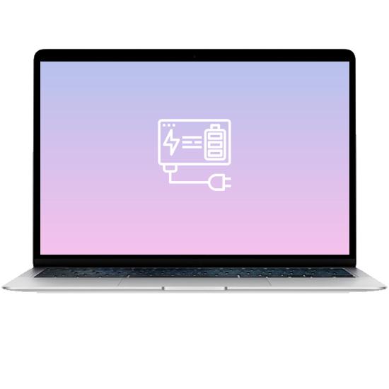 MacBook Air 13 - Ремонт блока питания