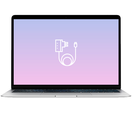 MacBook Air 13 - Ремонт (замена кабеля) magsafe