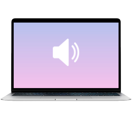 MacBook Air 13 - Замена динамика