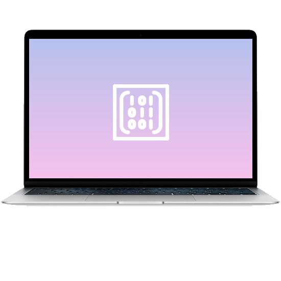 MacBook Air 13 - Замена матрицы в сборе