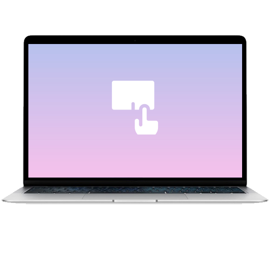 MacBook Air 13 - Замена touchpad