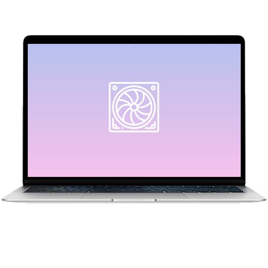 MacBook Air 13 - Замена вентилятора