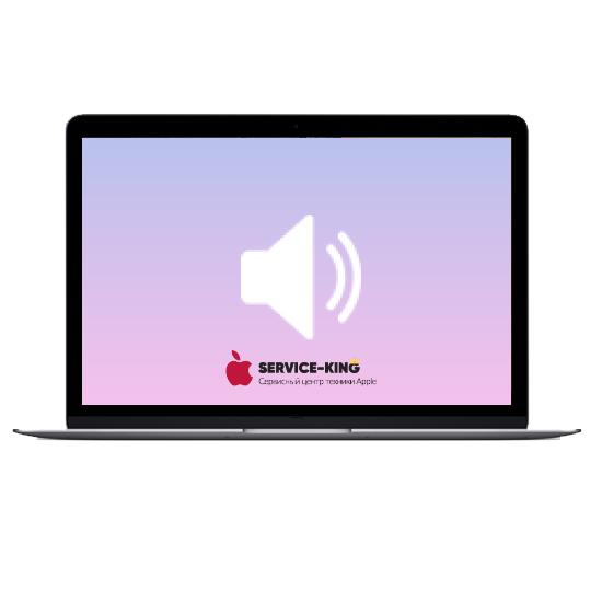 MacBook Retina 12 - Замена динамика