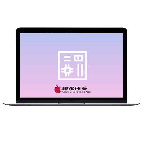 MacBook Retina 12 - Замена материнской платы