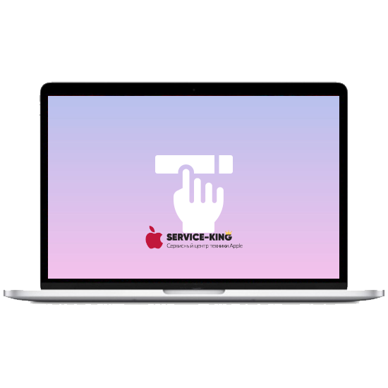 MacBook Retina 13 - Замена touch bar (тачбар)