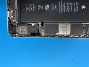 замена динамика iphone 6S